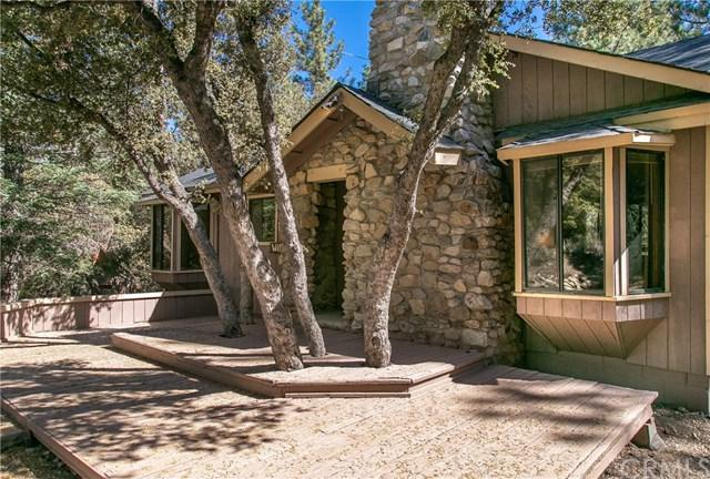 1744 Linden Drive, Pine Mountain Club, CA 93222 (#CV19031872) :: The Laffins Real Estate Team