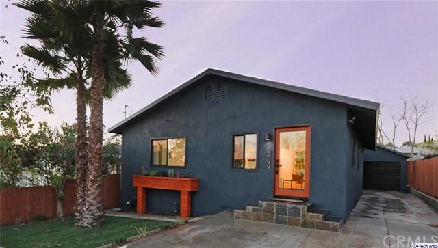 6209 Burwood Avenue, Los Angeles (City), CA 90042 (#319000555) :: Team Tami