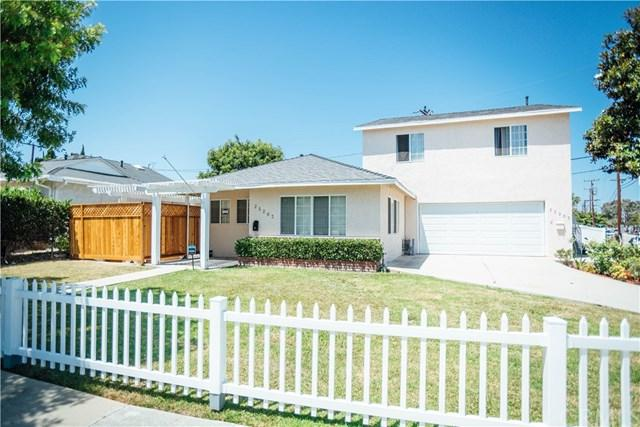25203 Weston Road, Torrance, CA 90505 (#SB19032344) :: The Marelly Group | Compass
