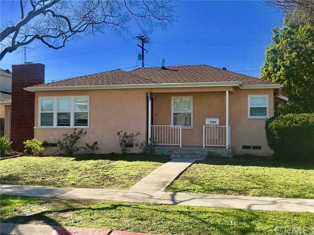 17003 Glenburn Avenue, Torrance, CA 90504 (#IN19032226) :: Team Tami