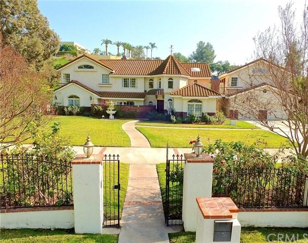 1410 Peppertree Drive, La Habra Heights, CA 90631 (#PW19032606) :: The Ashley Cooper Team