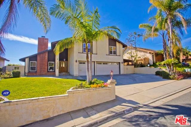 10609 Vista Valle Drive, San Diego, CA 92131 (#19433584) :: Fred Sed Group