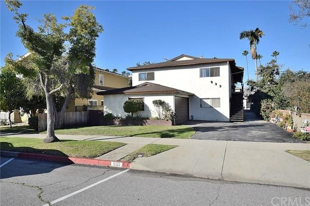 933 N Alameda Avenue, Azusa, CA 91702 (#SB19032170) :: The Costantino Group | Cal American Homes and Realty