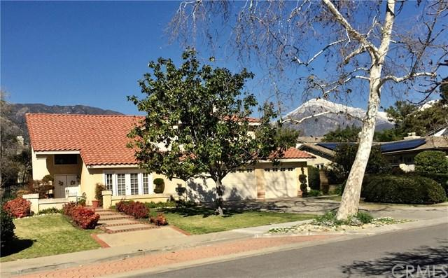 311 E Dunbarton Place, Claremont, CA 91711 (#CV19033008) :: The Costantino Group   Cal American Homes and Realty