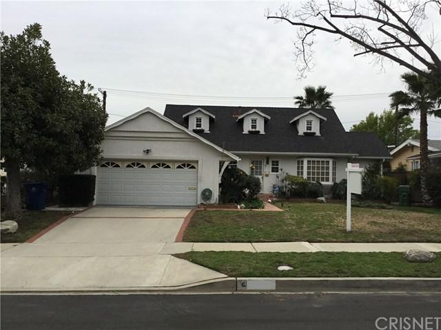 16722 Flanders Street, Granada Hills, CA 91344 (#SR19032905) :: The Laffins Real Estate Team