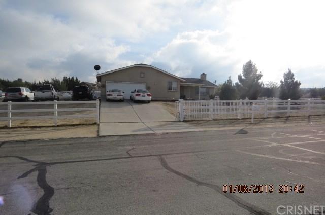 12810 E Avenue X, Littlerock, CA 93553 (#SR19033271) :: Go Gabby