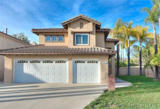 14164 Wildrose Lane, Chino Hills, CA 91709 (#TR19033030) :: The Laffins Real Estate Team