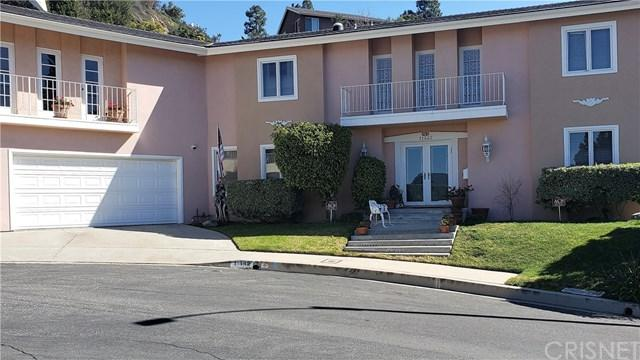 11442 Dona Cecilia Drive, Studio City, CA 91604 (#SR19033104) :: The Laffins Real Estate Team
