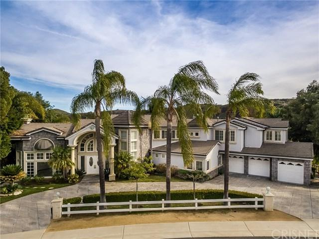 32 Saddlebow Road, Bell Canyon, CA 91307 (#SR19033345) :: The Marelly Group | Compass