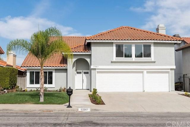 17947 Calle Barcelona, Rowland Heights, CA 91748 (#IV19033196) :: The Laffins Real Estate Team