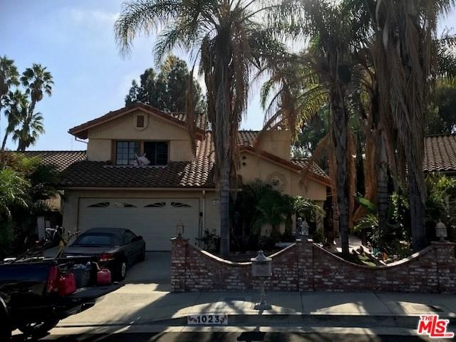 1023 Goldenrose Street, San Pedro, CA 90731 (#19433902) :: Go Gabby