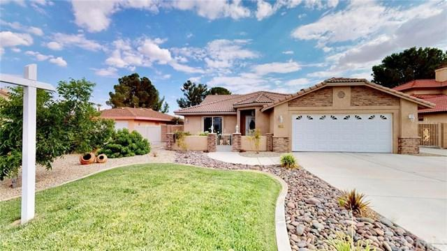 15213 Tournament Drive, Helendale, CA 92342 (#IV19033508) :: The Laffins Real Estate Team