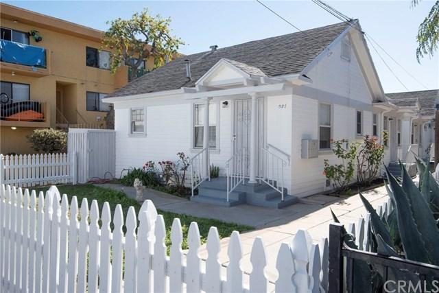 521 W 16th Street W, San Pedro, CA 90731 (#PV19033569) :: Go Gabby
