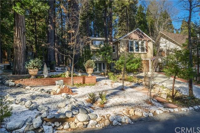 404 Riviera Drive, Lake Arrowhead, CA 92352 (#EV19033634) :: The Laffins Real Estate Team