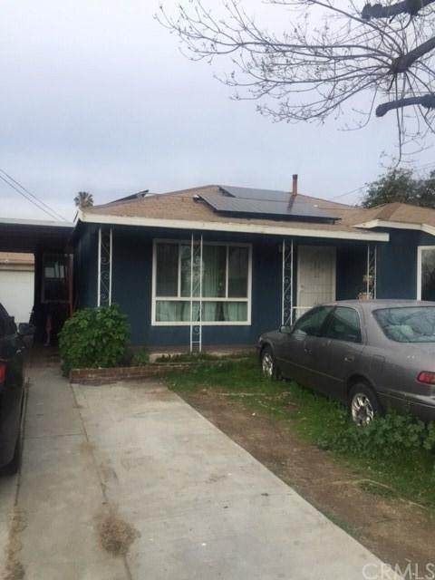 18474 Marygold Avenue, Bloomington, CA 92316 (#CV19033635) :: The Laffins Real Estate Team