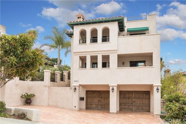 1503 Calle Mirador A, San Clemente, CA 92672 (#OC19033686) :: Hart Coastal Group
