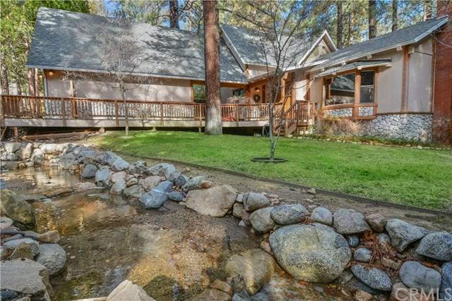 679 Brentwood Drive, Lake Arrowhead, CA 92352 (#EV19033673) :: The Laffins Real Estate Team
