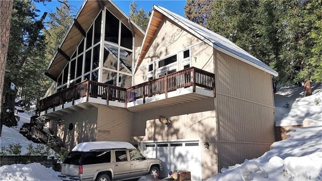 238 Shasta Drive, Lake Arrowhead, CA 92352 (#EV19033728) :: The Laffins Real Estate Team