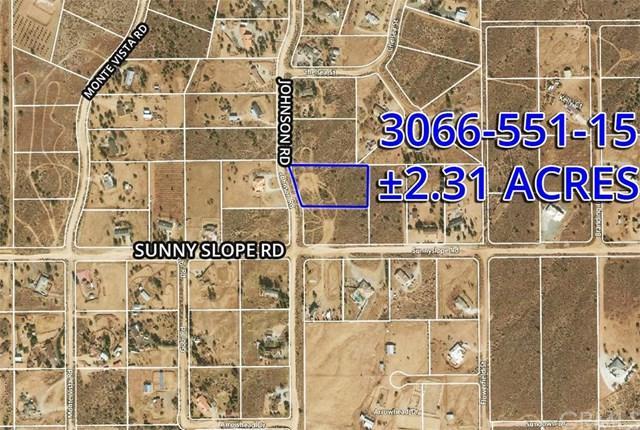 5 Johnson Rd, Phelan, CA 12540 (#OC19033747) :: Z Team OC Real Estate