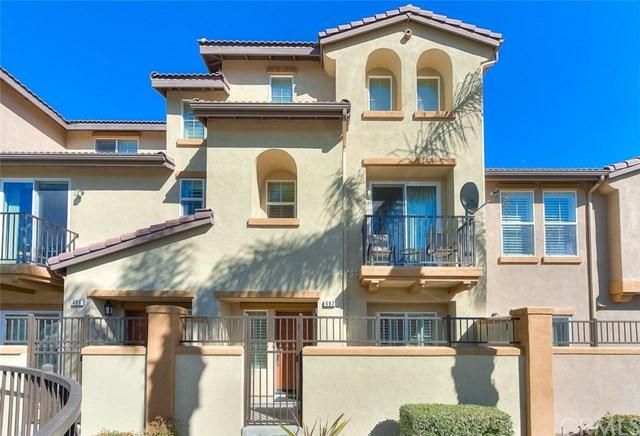17871 Shady View Drive #407, Chino Hills, CA 91709 (#TR19033649) :: The Laffins Real Estate Team