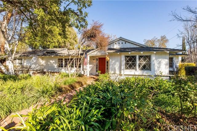 5140 Amigo Avenue, Tarzana, CA 91356 (#SR19033832) :: The Laffins Real Estate Team