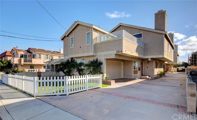 2314 Vanderbilt Lane B, Redondo Beach, CA 90278 (#SB19033072) :: Go Gabby
