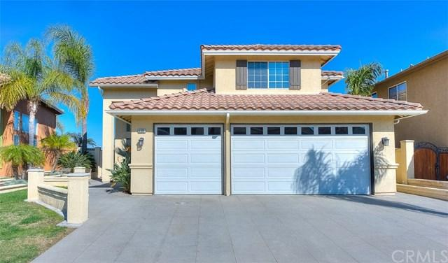 6164 Park Crest Drive, Chino Hills, CA 91709 (#TR19033080) :: The Laffins Real Estate Team