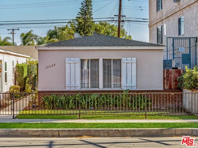 12028 Culver, Los Angeles (City), CA 90066 (#19434068) :: The Laffins Real Estate Team