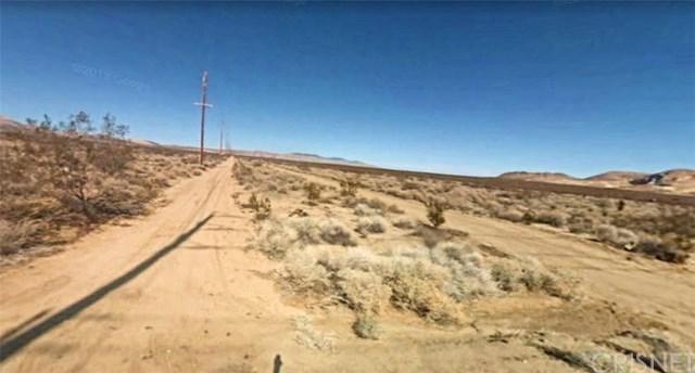 100 100th St W & N/O Maxwell, Mojave, CA 93501 (#SR19034200) :: Pismo Beach Homes Team