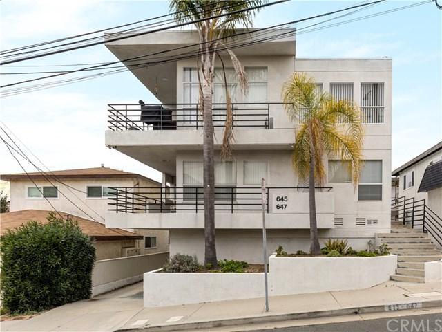 647 1st Place, Hermosa Beach, CA 90254 (#SB19033605) :: Keller Williams Realty, LA Harbor