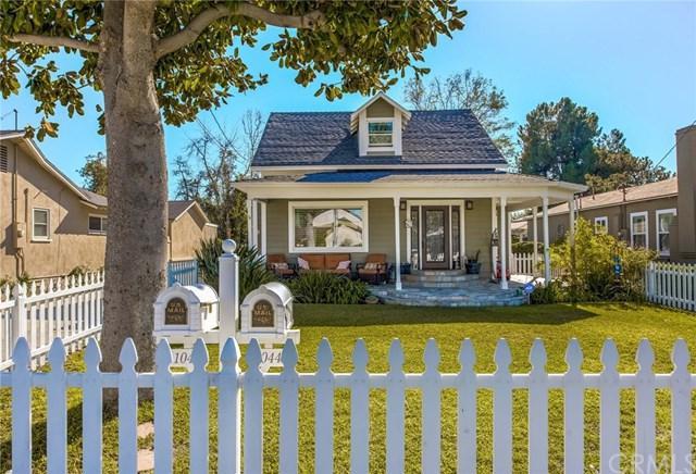 1044-1046 E Palmyra Avenue, Orange, CA 92866 (#PW19034323) :: The Darryl and JJ Jones Team