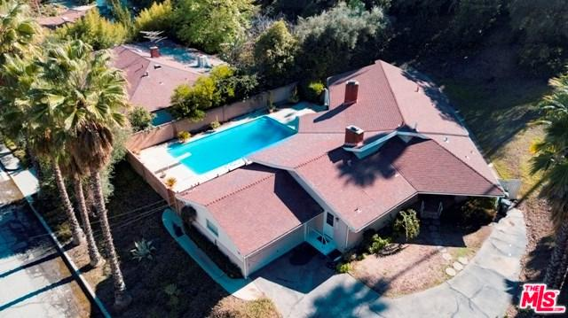 16962 Cotter Place, Encino, CA 91436 (#19434330) :: The Laffins Real Estate Team