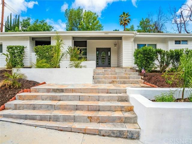 24011 Hatteras Street, Woodland Hills, CA 91367 (#SR19026885) :: The Laffins Real Estate Team
