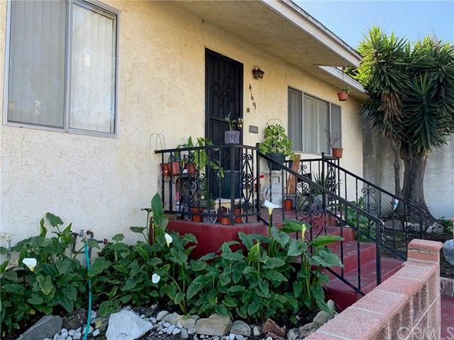 469 W 13th Street, San Pedro, CA 90731 (#SB19033322) :: Go Gabby