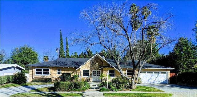 5824 Kentland Avenue, Woodland Hills, CA 91367 (#SR19034527) :: The Laffins Real Estate Team
