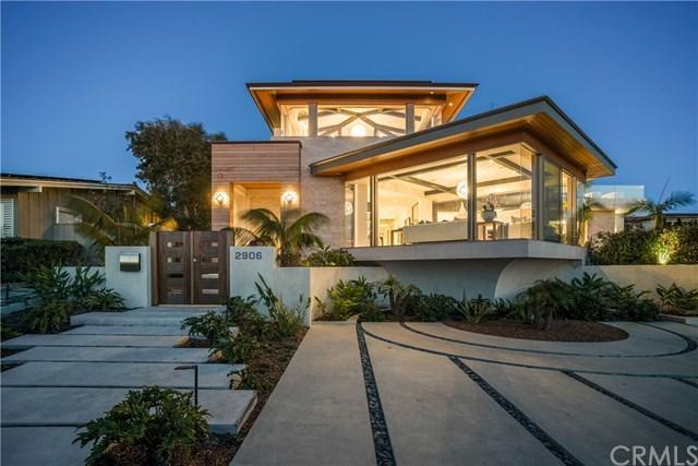 2906 Tennyson Place, Hermosa Beach, CA 90254 (#SB19033757) :: Keller Williams Realty, LA Harbor