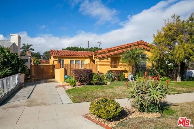 3981 Welland Avenue, Los Angeles (City), CA 90008 (#19431408) :: Team Tami