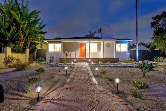 2205 Erie St, San Diego, CA 92110 (#190008623) :: The Laffins Real Estate Team