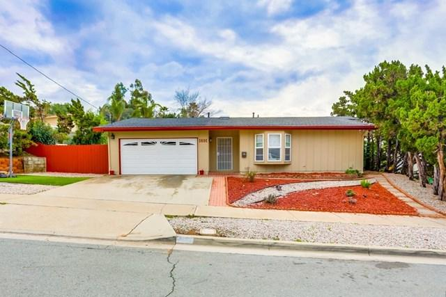 1691 Bartram Way, El Cajon, CA 92019 (#190008632) :: The Laffins Real Estate Team