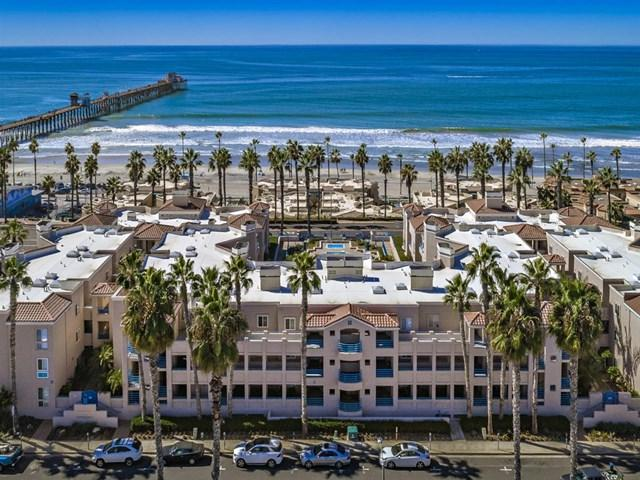 400 N Pacific St #206, Oceanside, CA 92054 (#190008650) :: Beachside Realty