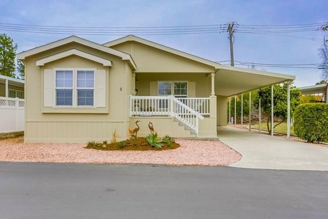 1301 S Hale Avenue Spc 5, Escondido, CA 92029 (#190008640) :: The Laffins Real Estate Team