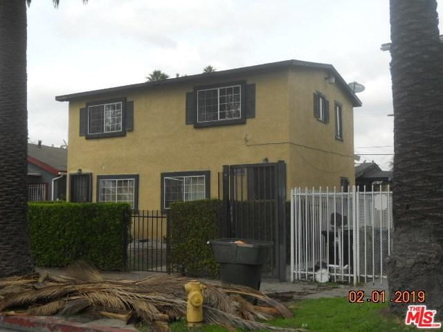 3815-1/2 S St Andrews Place, Los Angeles (City), CA 90062 (#19434484) :: Team Tami