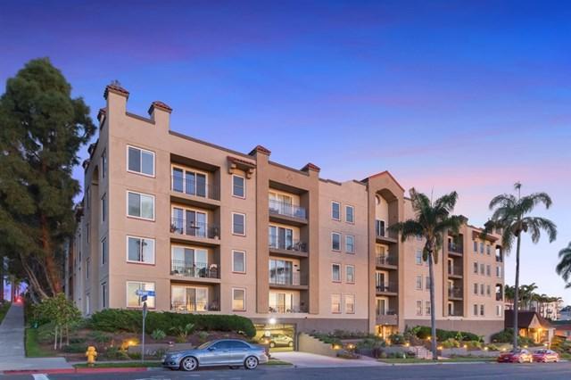 2445 Brant Street #413, San Diego, CA 92101 (#190008693) :: The Laffins Real Estate Team