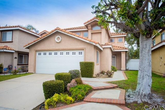 15665 Altamira Drive, Chino Hills, CA 91709 (#TR19028693) :: The Laffins Real Estate Team