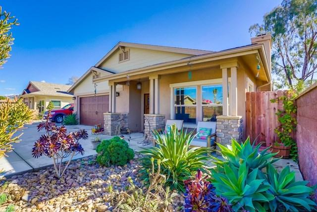 1241 Peach Ave, El Cajon, CA 92021 (#190008715) :: The Laffins Real Estate Team