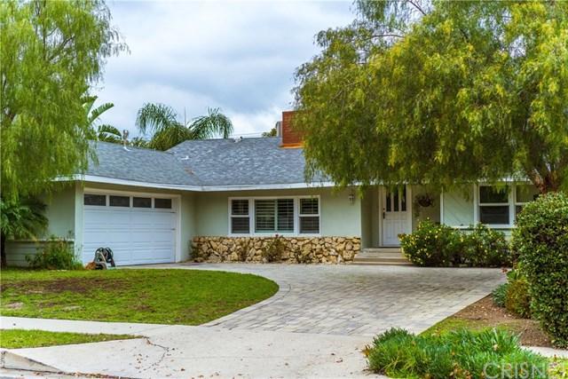 23641 Bessemer Street, Woodland Hills, CA 91367 (#SR19034990) :: The Laffins Real Estate Team
