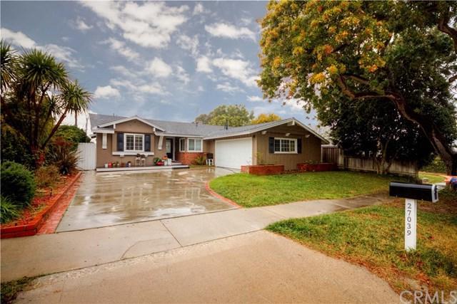 27039 Springcreek Road, Rancho Palos Verdes, CA 90275 (#SB19035176) :: Team Tami