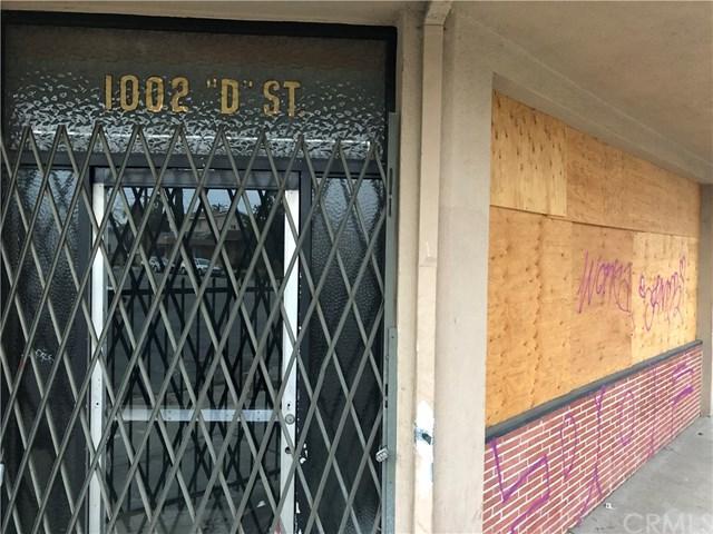 1002 N D Street, San Bernardino, CA 92410 (#EV19034782) :: The Laffins Real Estate Team