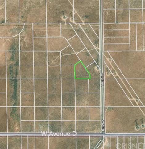 14100 Vac/Cor Avenue C12/ 141W Cashe, Fairmont, CA 93536 (#SR19035265) :: RE/MAX Empire Properties