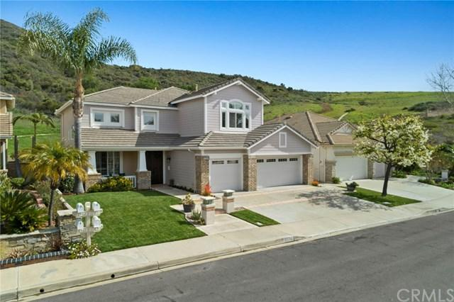 21232 Meander Lane, Rancho Santa Margarita, CA 92679 (#OC19035250) :: Doherty Real Estate Group